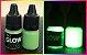 Tinta Glow Bisnaga C/ Aplicador. Brilha Sem Luz Negra - Imagem 4