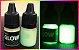 Tinta Glow Bisnaga C/ Aplicador. Brilha Sem Luz Negra - Imagem 8