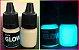 Tinta Glow Bisnaga C/ Aplicador. Brilha Sem Luz Negra - Imagem 9
