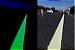 Termoplastica Glow Corion Fotoluminescente UV para Sinalização Viaria Brilha no Escuro sem Luz - Imagem 1