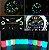 Kit 5ml (c/ Aplicador) Tinta Glow Corion Pre Mixed Luminosa para pintura de ponteiro de quadrante de relogio para brilhar no escuro. - Imagem 1