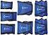 Tornozeleira com velcro, 2kg, em nylon de alta resistência, ajustável na largura, unidade, mod.: 04019T (Carci) - Imagem 1