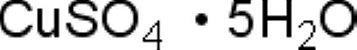 Sulfato de Cobre II Pentahidratado P.A., CAS 7758-99-8, Frasco com 1000 gramas, mod.: 02222 (Neon) - Imagem 1