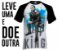 Camiseta Martin Luther King + Doação (PRÉ-VENDA) - Imagem 1