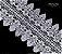 RENDA GUIPIR / LARG: 250MM / COMP. 100% POLIÉSTER - Imagem 3