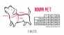 T-shirt Pet Human's Place - Collab Voalaika + T-Mutts - Imagem 3