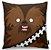 Almofada Faces Chewbacca - Imagem 1