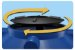 Caixa d' Água 310 Litros Fortlev Tanque - Imagem 2