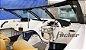 Peças e acessórios Lancha Focker - Para-brisa Vidro Frontal Piloto ou Copiloto Focker i9 - Imagem 1