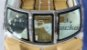 Peças e acessórios Lancha Focker - Para-brisa Vidro Frontal Piloto Focker 215 - Imagem 2
