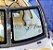 Peças e acessórios Lancha Focker - Para-brisa Vidro Frontal Copiloto Focker 230 - Imagem 1