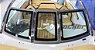 Peças e acessórios Lancha Focker - Para-brisa Vidro Frontal Copiloto Focker 230 - Imagem 3