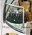 Peças e acessórios Lancha Focker - Para-brisa Vidro Frontal Portinhola Focker 205/210 - Imagem 3