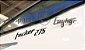 Peças e acessórios Lancha Focker - Para-brisa Vidro Lateral Piloto Focker 275 - Imagem 1
