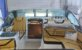 Peças e acessórios Lancha Focker - Para-brisa Vidro Lateral Copiloto Focker 310/320/330 - Imagem 1