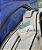Peças e acessórios Lancha Focker - Para-brisa Vidro Lateral Copiloto Focker 280/305 - Imagem 1