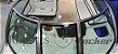 Peças e acessórios Lancha Focker - Para-brisa Vidro Alumínio Frontal Portinhola Focker 305 - Imagem 2