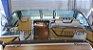 Peças e acessórios Lancha Focker - Para-brisa Vidro Com Esquadria de Alumínio Frontal Piloto Focker 320/330 - Imagem 2