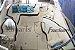 Estofado Focker 265 Cabinada (Courvin) Capa Dos Bancos Completo - Imagem 7