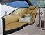 Peças e Acessórios Lancha Focker -  Estofado Focker 265 Open (Courvin) Capa Dos Bancos Completo - Imagem 4