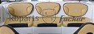 Peças e Acessórios Lancha Focker - Estofamento Completo Focker i9 - Imagem 2
