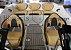 Peças e Acessórios Lancha Focker - Estofamento Completo Focker i9 - Imagem 1