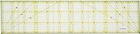 Régua 15X60 para Patchwork Amarela - Imagem 1