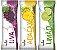 Picolés sabores Abacaxi, Limão ou Uva - Imagem 1