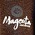 Moletom Magenta Skateboards Com Capuz Cinza Escuro - Imagem 4