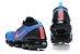 Tênis Nike Air VaporMax 3 - Azul e Vermelho - Imagem 5