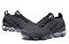 Tênis Nike Air VaporMax 3 - Cinza e Preto - Imagem 2