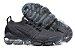 Tênis Nike Air VaporMax 3 - Cinza e Preto - Imagem 3