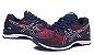 Tênis Asics Gel Nimbus 20 - Masculino - Vermelho e Azul - Imagem 5
