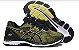 Tênis Asics Gel Nimbus 20 - Masculino - Amarelo e Preto - Imagem 2