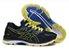 Tênis Asics Gel Nimbus 20 - Masculino - Azul Marinho e Amarelo - Imagem 2