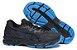 Tênis Asics Gel Nimbus 20 - Masculino - Preto e Azul - Imagem 4