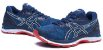 Tênis Asics Gel Nimbus 20 - Masculino - Vermelho, Azul Escuro e Branco - Imagem 3