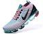 Tênis Nike Air VaporMax 3  - Verde e Rosa - Imagem 2