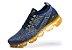 Tênis Nike Air VaporMax 3 - Azul e Amarelo - Imagem 2