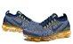 Tênis Nike Air VaporMax 3 - Azul e Amarelo - Imagem 3
