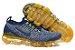 Tênis Nike Air VaporMax 3 - Azul e Amarelo - Imagem 4