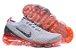 Tênis Nike Air Vapor Max 3 - Cinza e Laranja  - Imagem 4