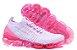 Tênis Nike Air VaporMax 3 - Rosa e Branco - Imagem 4