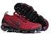 Tênis Nike Air VaporMax 3 - Vermelho e Preto  - Imagem 3