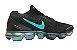 Tênis Nike Air VaporMax 3 - Preto e Azul  - Imagem 2