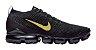 Tênis Nike Air VaporMax 3 - Preto e Dourado - Imagem 1