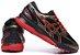 Tênis Asics Gel Nimbus 21 - Masculino - Vermelho e Dourado - Imagem 2
