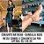 COMBO BLACK - Conjunto em couro eco Natasha + Sandália de salto grosso Nude - Imagem 2