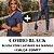 COMBO BLACK - Blusa manga com lacinho + Calça Comfy jeans - Imagem 1