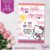 Convite Hello Kitty Rosa Claro - Arte Digital - Imagem 2